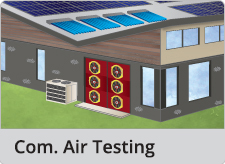 Commercial Air Testing