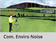 Commercial Sound Testing Environmental Noise